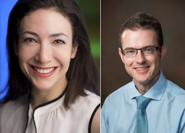 Two members of the Department of Medicine receive the 2018 VCHRI Investigator Award